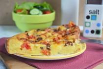 Шаркутье – французский пирог с мясом