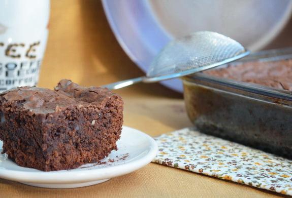 шоколадный пирог на оливковом масле