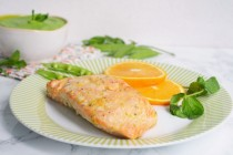 Апельсиновый лосось