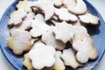 Итальянское песочное печенье