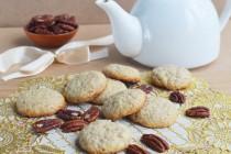 Печенье с орехами пекан