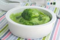 Пюре из цветной капусты и брокколи