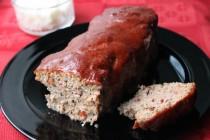 Митлоуф, или мясной хлеб, в каджунском стиле