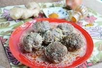 Кашмирская гуштаба (gushtaba) из говядины