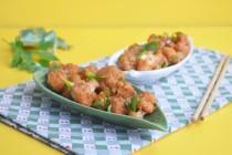 Стир-фрай из цветной капусты