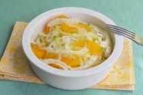 Салат из апельсина и фенхеля