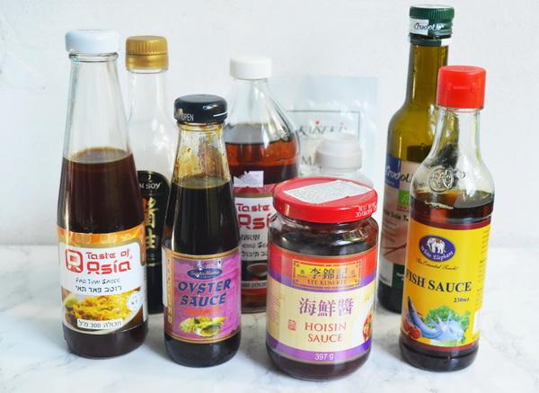 азиатские ингредиенты