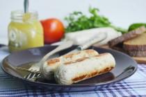 Домашние сосиски из курицы и индейки