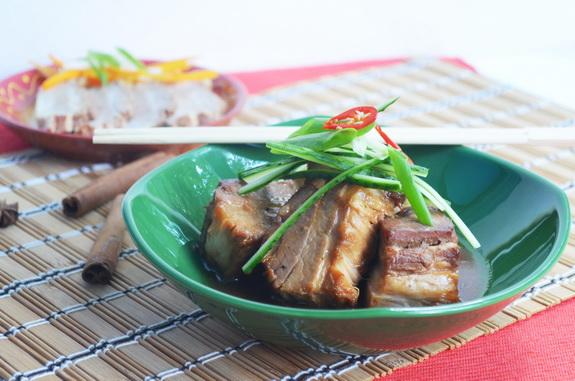 свиная грудинка по-китайски