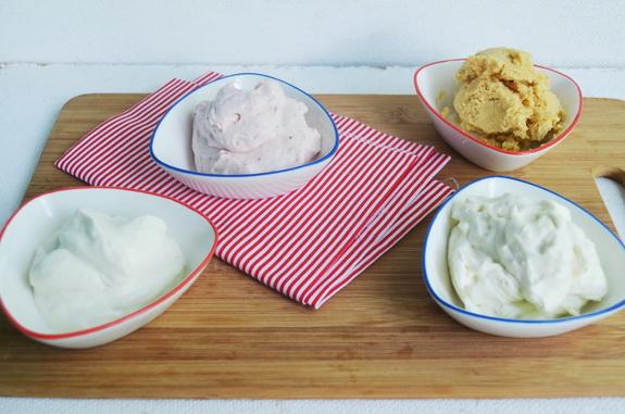четыре крема для тортов