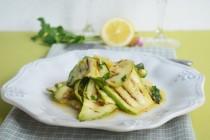 Лимонные кабачки