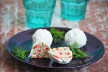 Закусочные «рафаэлло» из консервированного тунца