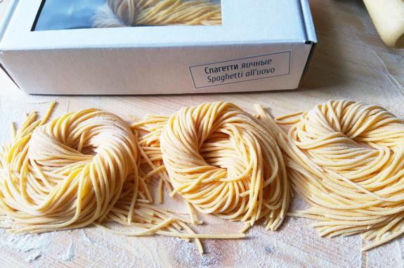 спагетти ручной работы