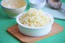 Рассыпчатый шафрановый рис