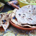 индийские лепешки чапати или роти