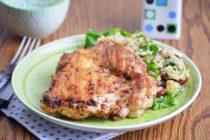 Стейк паргит – стейк из куриного мяса