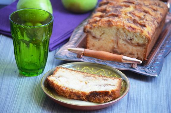 датский яблочный пирог