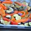 овощи запеченные с травами