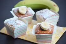 Банановые мини-кексы
