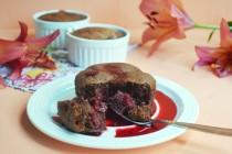 Ультра-шоколадный пирог с вишнями