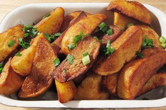 Картофель по техасски рецепт с фото