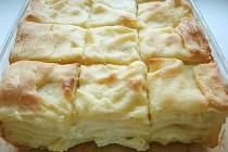 Пирог-ачма с тремя видами сыра