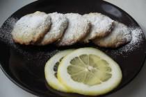 Печенье «Маргарита» с лаймом и базиликом