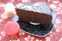 Шоколадный торт в австрийском стиле