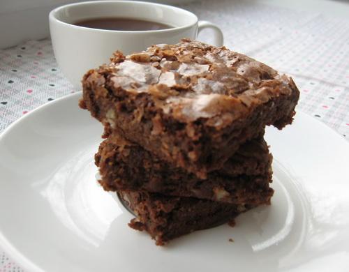 Брауниз шоколадные печенья