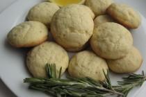 Лимонно-розмариновое печенье