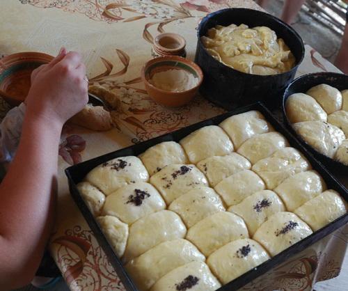 Тесто для пирогов, пиццы, пирожков