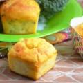 овощные маффины с брокколи и цветной капустой