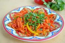 Морковь с имбирем на гарнир