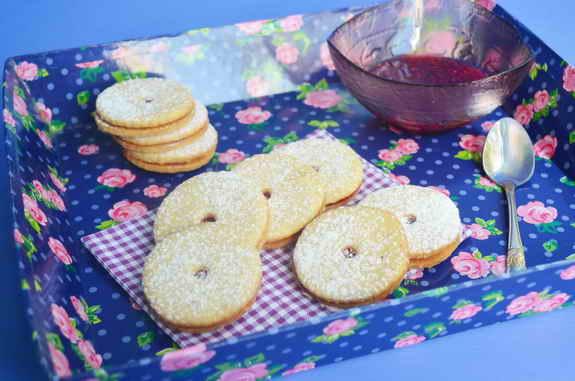 линцерское печенье