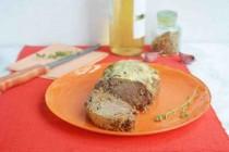 Митлоуф (meatloaf) или мясной хлеб с горчицей и травами
