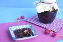 Варенье со сливами, виноградом, розмарином и черным перцем
