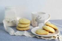 Печенье с апельсиновой цедрой и белым шоколадом