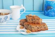 Каритопита — греческий пирог с грецкими орехами