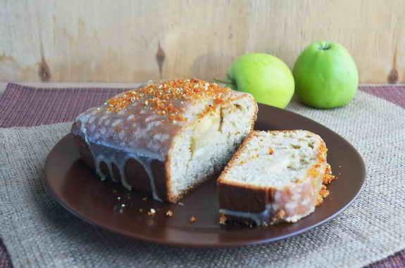 кекс на яблочном сидре