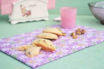 Персидское печенье с розовой водой на рисовой муке