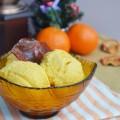тыквенное мороженое с маскарпоне и кардамоном