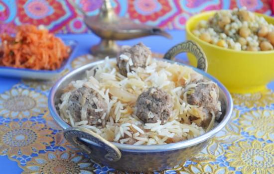 Калам поло (kalam polow) – рис с капустой по-ирански