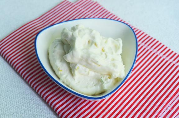 цирусовый крем с крем-сыром