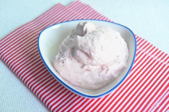 ягодный крем с маскарпоне