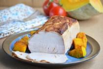 Запеченный свиной карбонад