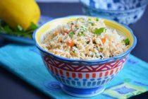 Креольский рис по-израильски