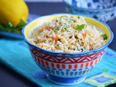 креольский рис