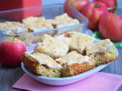 польский яблочный пирог 575