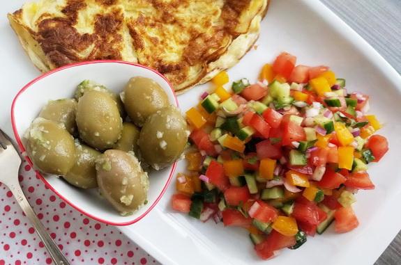 salad israeli