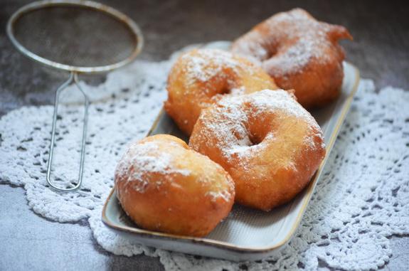 марокканский пончик сфинж